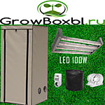Гроубокс BloomLab LED 100w